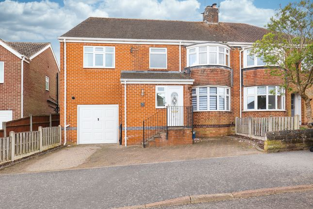 5 bed semi-detached house for sale in Sunnyvale Road, Sheffield S17