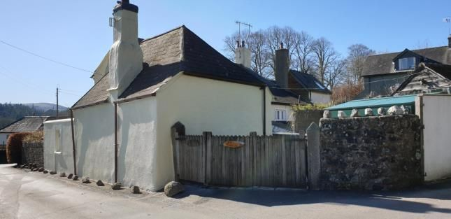 2 bed semi-detached house for sale in Chagford, Newton Abbot, Devon TQ13