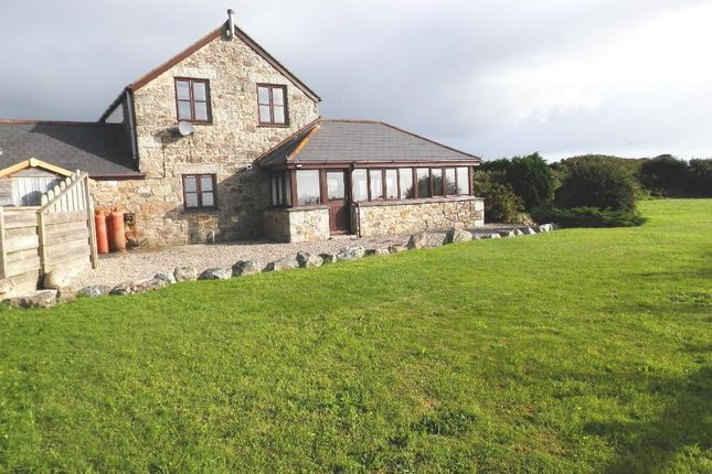 Thumbnail Link-detached house to rent in Higher Tremenheere, Ludgvan, Penzance