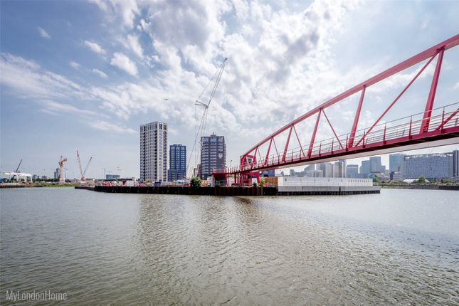 Thumbnail Flat for sale in Albion Building, London City Island, Canning Town, London