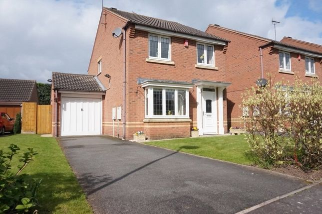 Thumbnail Link-detached house for sale in Warren House Walk, Walmley, Sutton Coldfield
