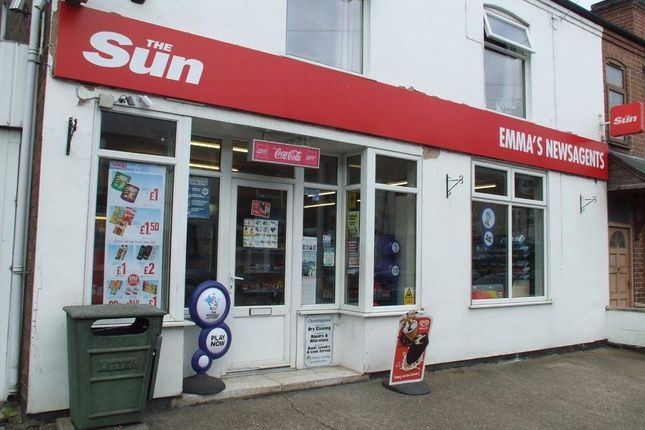 Thumbnail Retail premises for sale in Calais Road, Burton-On-Trent