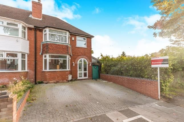 Thumbnail Semi-detached house for sale in Foden Road, Great Barr, Birmingham, West Midlands
