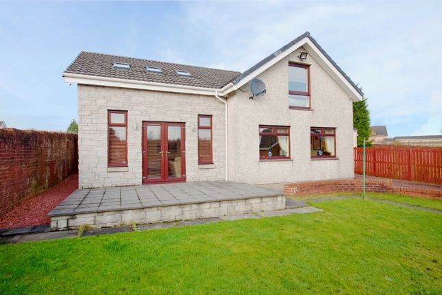 Thumbnail Detached house for sale in Greengairs Road, Greengairs, Airdrie, North Lanarkshire