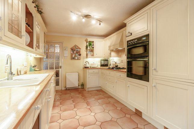 Kitchen of Rowtown, Addlestone KT15