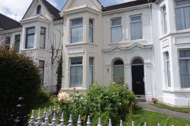 Thumbnail Terraced house to rent in Queen Victoria Road, Llanelli