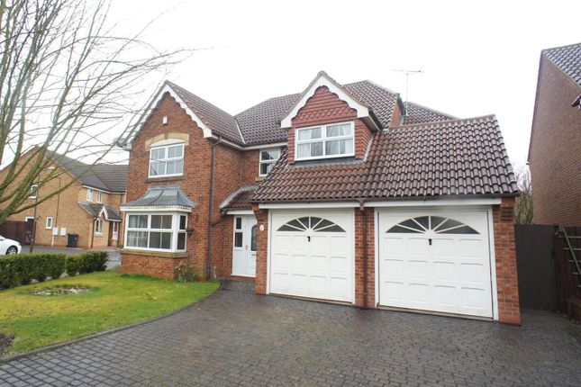 Thumbnail Property to rent in Limedale Avenue, Oakwood, Derby