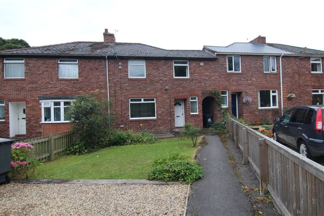 Thumbnail Terraced house for sale in The Moorlands, Gilesgate, Durham
