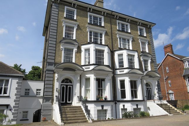 Thumbnail Flat for sale in North Parade, Lowestoft