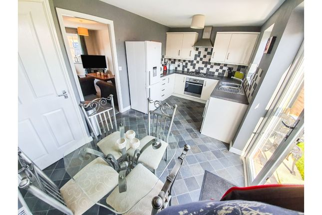 Kitchen/Diner of Lime Walk, Market Rasen LN8