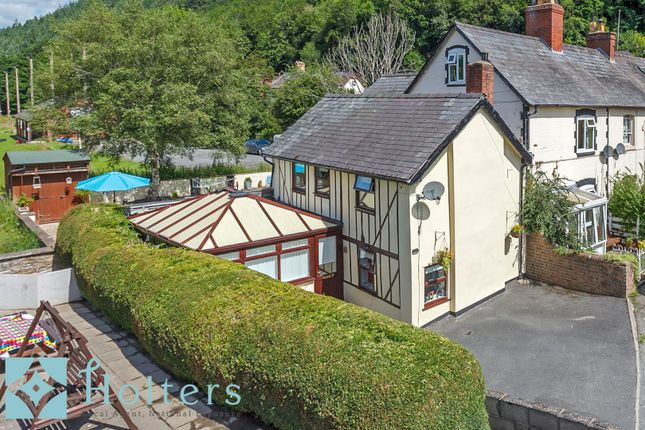 Thumbnail Semi-detached house for sale in Teme Cottage, Station Road, Knighton