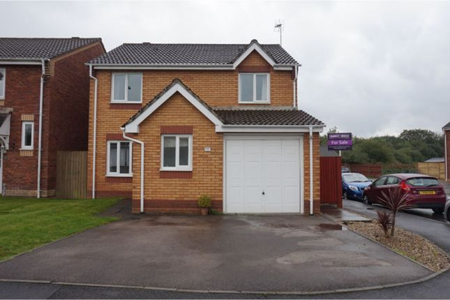 Thumbnail Detached house for sale in Butterfly Close, Pontypridd