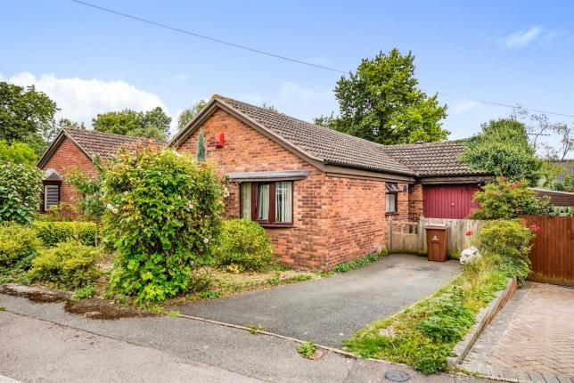Thumbnail Bungalow for sale in Manor Court, Swindon Village, Cheltenham, Gloucestershire