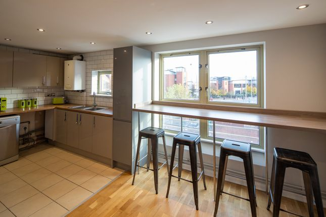 Thumbnail Flat to rent in Malin Hill, Nottingham