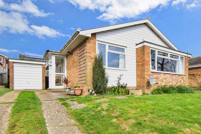 Thumbnail Detached bungalow for sale in Beckets Way, Framfield, Uckfield, East Sussex