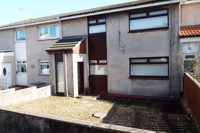 Thumbnail Terraced house for sale in Laird Weir, Ardrossan