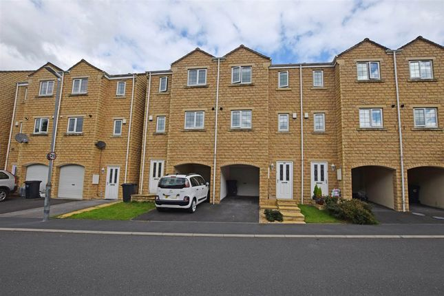 Thumbnail Town house for sale in Hare Court, Todmorden