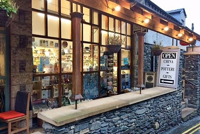 Thumbnail Commercial property for sale in Lakeland Potteries Ltd, St Martin's Parade, Bowness-On-Windermere, Cumbria