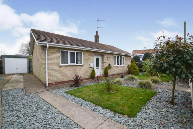 Thumbnail Detached bungalow for sale in High Street, Garthorpe, Scunthorpe