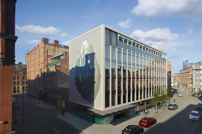 Thumbnail Office to let in Hilton House, Hilton Street, Manchester