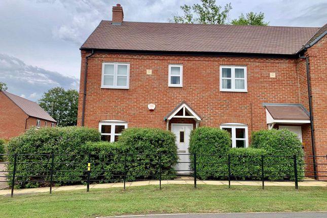 Thumbnail Maisonette to rent in Wellington Avenue, Meon Vale, Stratford-Upon-Avon