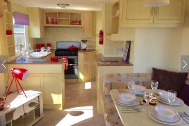 2 bed mobile/park home for sale in St. Johns Drive, Porthcawl