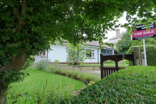 3 bed bungalow for sale in Hall Park, Lancaster