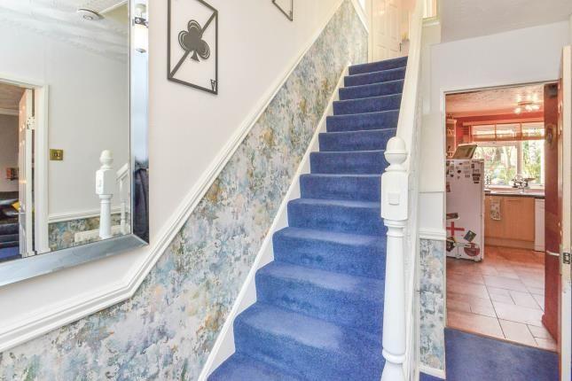Hallway of Walnut Drive, Bletchley, Milton Keynes, Buckinghamshire MK2