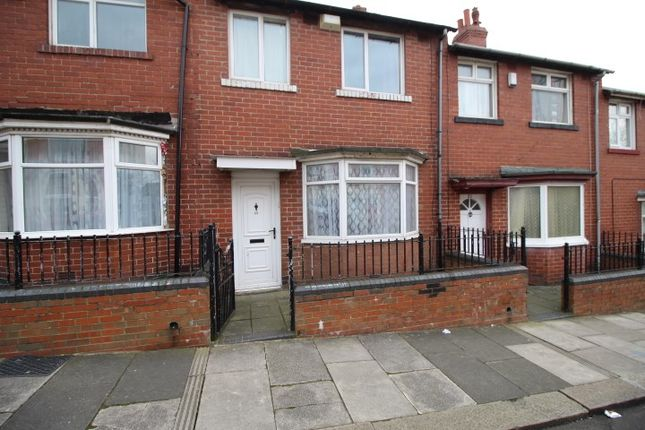 Thumbnail Terraced house for sale in Ladykirk Road, Benwell, Newcastle Upon Tyne