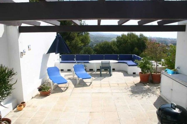 Terrace of Spain, Málaga, Marbella, Río Real
