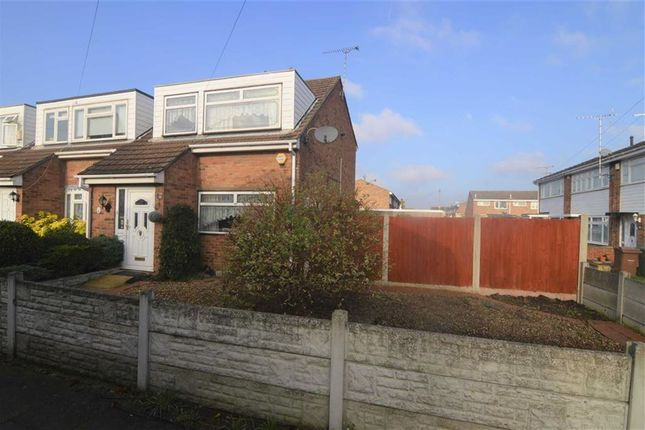 Thumbnail End terrace house for sale in Orwell, East Tilbury, Essex