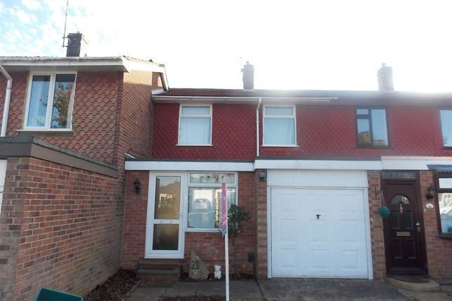 Thumbnail 3 bed terraced house to rent in 21, Stowe Walk, Northampton