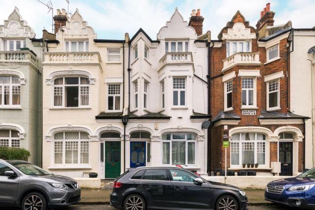 External of Marjorie Grove, Battersea, London SW11