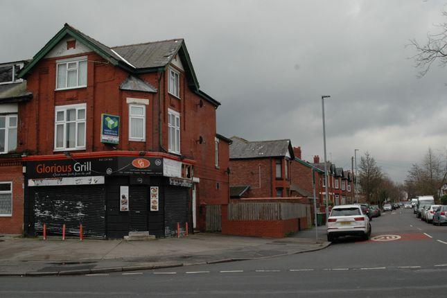 Thumbnail Restaurant/cafe for sale in Slade Mount, Slade Lane, Burnage, Manchester