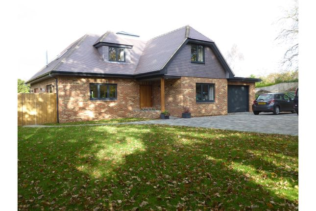 Thumbnail Detached house for sale in Ashlake Copse Road, Ryde