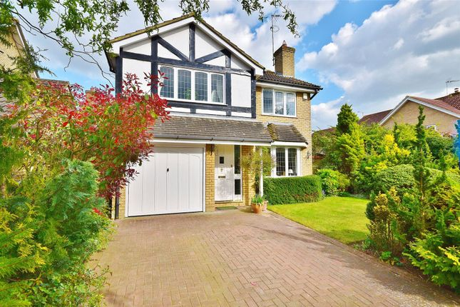 Thumbnail Detached house for sale in Dukes Ride, Bishop's Stortford