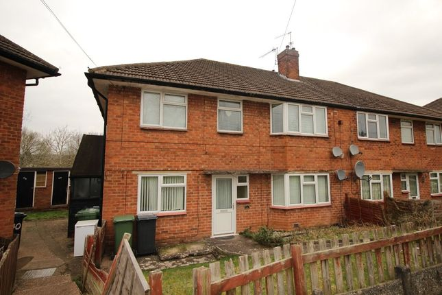 Thumbnail Flat for sale in Bridley Moor Road, Redditch