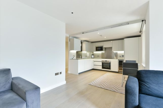 1 bed flat for sale in The Merchant Building, 38 Wharf Road, Islington, London N1