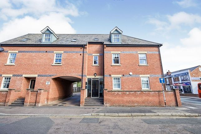 Thumbnail Flat to rent in Camp Street, Derby
