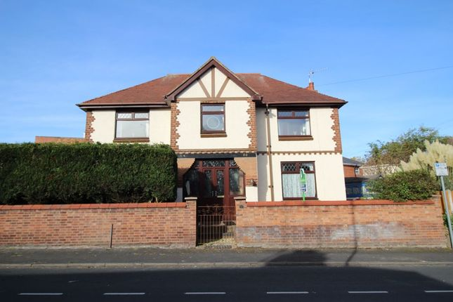 Thumbnail Detached house for sale in Edward Road, Bedworth