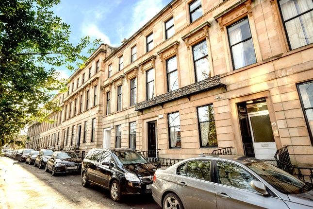 Thumbnail Town house for sale in Southpark Terrace, Glasgow