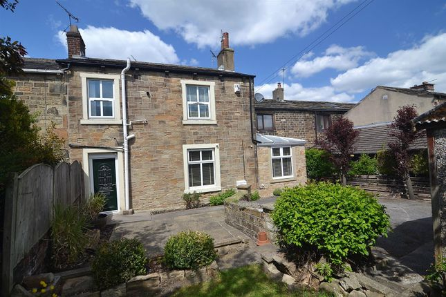Thumbnail Semi-detached house for sale in Queen Street, Gomersal, Cleckheaton