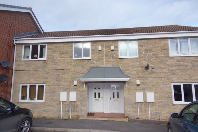 Thumbnail Flat for sale in Clive Gardens, Alnwick