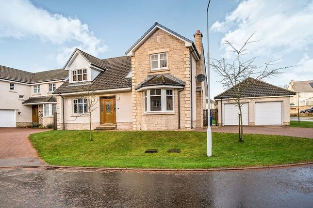Thumbnail Detached house to rent in Balgeddie Grove, Glenrothes