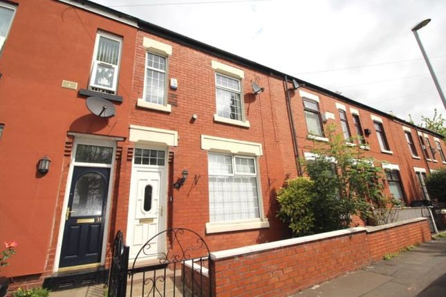 Thumbnail Terraced house to rent in Cambert Lane, Manchester