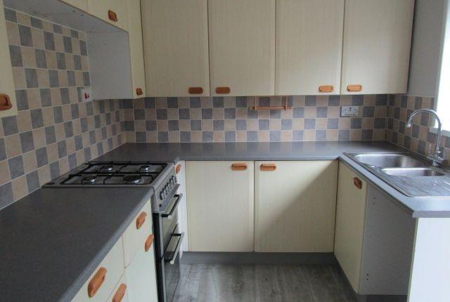 Kitchen  of Slade Close, Plymstock, Plymouth PL9