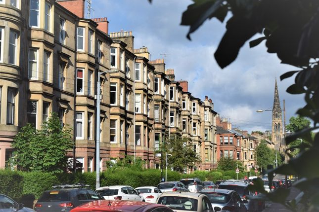 Thumbnail Flat for sale in Havelock Street, Flat 0/2, Partick, Glasgow
