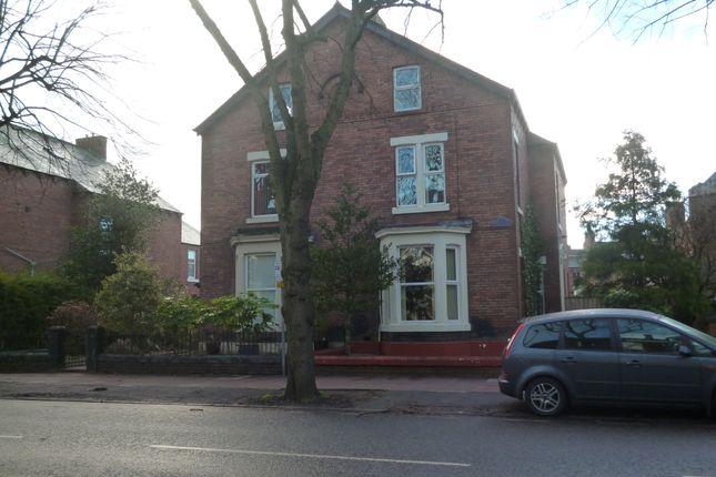 Thumbnail Flat to rent in 114 Warwick Road, Carlisle