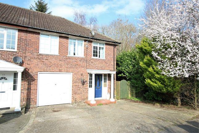 3 bedroom end terrace house for sale in Waterside, East Grinstead, West Sussex