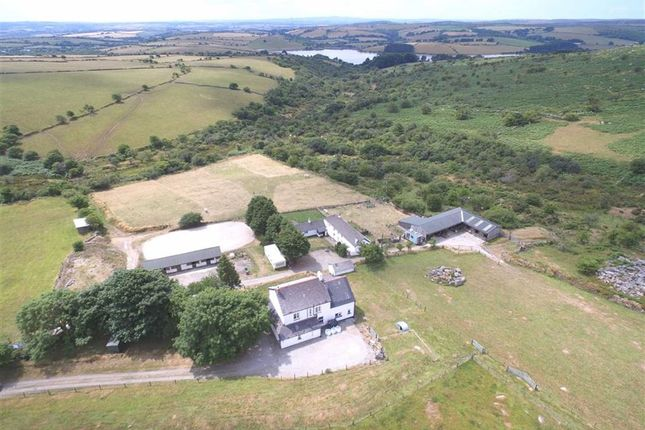 Thumbnail Commercial property for sale in Common Moor, Liskeard, Cornwall